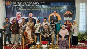 International Conference UBB_BEC Dihadiri Menteri Sandiaga Uno
